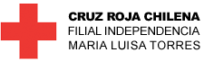 Logo Cruz Roja Independencia