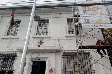 fachada filial