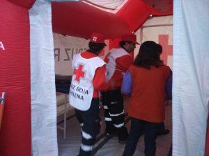 Voluntario Cruz Roja 2